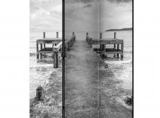 Paraván - Concrete Pier [Room Dividers]